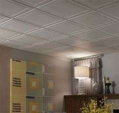 Ceiling Tiles, Tin Ceilings, Coffered Ceilings, Drop Ceilings & More