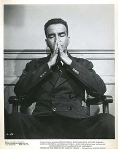 Hollywood Actor, Classic Hollywood, Old Hollywood, Judgment At Nuremberg, Montgomery Clift, Catholic Priest, Little Bit, Best Supporting Actor, I Adore You