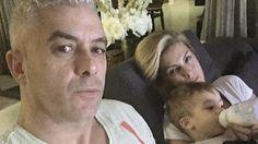 Ana Hickmann e marido registram queixa na polícia após ameaça