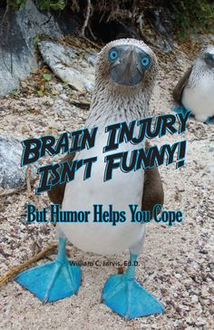 Brain Injury Isn't Funny (But Humor Helps You Cope) http://www.lapublishing.com/tbi-survivor-humor/