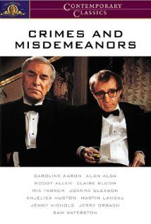 An opthamologist's mistress threatens to reveal their affair to his wife, while a married documentary filmmaker is infatuated by another woman.    Director: Woody Allen  Writer: Woody Allen  Stars: Martin Landau, Woody Allen and Bill Bernstein