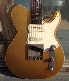 Johan Gustavsson Guitars - Fullerblaster