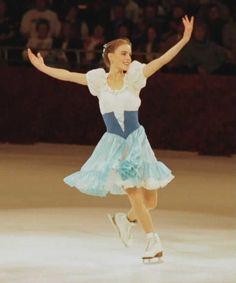 Ekaterina Gordeeva. All time favorite pair and later singles skater.