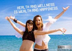 """""""Health and Wellness is Wealth and Happpiness."""" Visit LABS Clinic now to get more tips."""