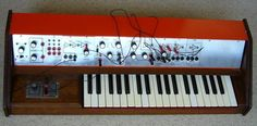 PAiA 2720 Modular Synth.  Before I started building computers, I built this synthesizer.  It was fun but the oscillator was awful and would not stay in tune.