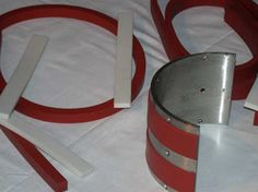 perfiles especiales Industrial, Accessories, Natural Rubber, Bronze, Wheels, Industrial Music