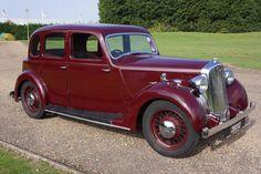 1938 Rover 10