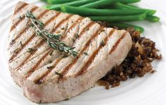 Ocado is an award-winning online supermarket delivering quality Waitrose groceries direct to your home. How To Make Tuna, Shallot Recipes, Popular Recipes, Recipe Using, Steak, Good Food, Pork, Meals