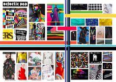 Key shapes SS17, key looks, moodboard, trendboard Spring/Summer 2017 trend,
