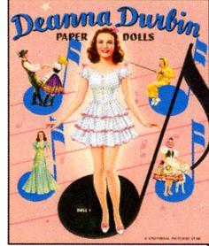 vintage movie star pper dolls   Movie Star PD