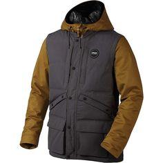 2f3eff70326 Oakley Men s Black Forest BZD Jacket - Moosejaw