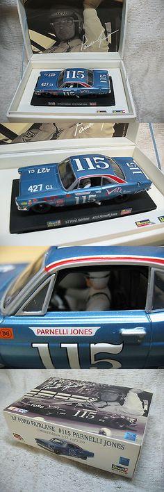 Pre-1970 4782: 1 32 Scale 1967 #155 Parnelli Jones Fairlane Monogram Limited Slot Car W Display -> BUY IT NOW ONLY: $59.99 on eBay!