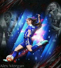 Alex Morgan vs France in the SheBelieves Cup! Scored in the 90 1 minute! gave the USWNT the lead! Usa Soccer Team, Good Soccer Players, Team Usa, Football Soccer, Soccer Tips, Soccer Stuff, Nike Soccer, Soccer Cleats, Solo Soccer