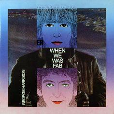 When We Was Fab Single George Harrison Revolver Album Cover Photo