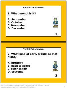 halloween trick questions