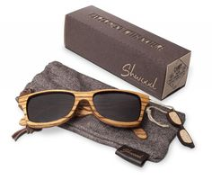 Shwood All Wood Sunglasses