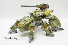 TS-18 Earwig