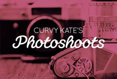 Curvy Kate's photoshoots