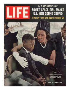 Life Magazine, Black Magazine, Jet Magazine, Magazine Photos, Black History Facts, Black History Month, Rodney King, Life Cover, Civil Rights Activists