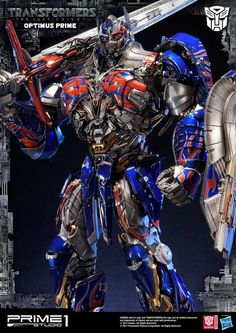 www.pointnet.com.hk - PRIME 1 STUDIO 變形金鋼 TRANSFORMERS: THE LAST KNIGHT MMTFM-16 OPTIMUS PRIME 柯柏文