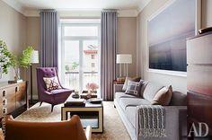 Двухкомнатная квартира на Красных Воротах, 61 м² - Дизайн интерьеров | Идеи вашего дома | Lodgers