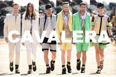 #CANDY COLOURS SUMMER 2013 #CAVALERA #spfw