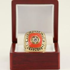 1979 AFC HIGH QUALITY CHAMPIONSHIP RING US SIZE 11