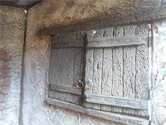 Foro de Belenismo - Arquitectura y paisaje -> granero con escalera