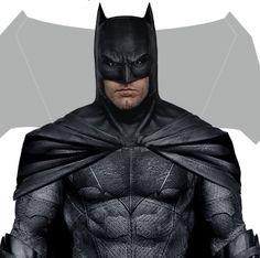 Batman Suit, I Am Batman, Batman Begins, Batman Vs Superman, Batman Cowl, Batman Mask, Batman Drawing, Batman Artwork, Ben Affleck Batman