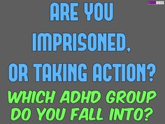 If you have ADHD, you can transform your life in just 30 days or less. This is your free, step-by-step action plan for living an incredible life with ADHD. Adhd Help, Adhd Brain, Adhd Strategies, Feeling Trapped, Adult Adhd, Transform Your Life, Take Action, Good To Know, Anxiety
