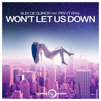 "RADIO   CORAZÓN  MUSICAL  TV: ALEX DE GUIRIOR FEAT PRYVT RYN: ""WON`T LET US DOWN..."