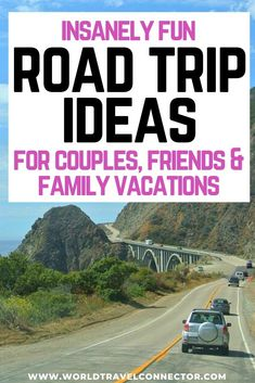 Check out top fun road trip ideas for couples, friends, and family vacations! Fun Road Trip Ideas For Friends I Fun Road Trip Ideas For Family Vacations I Fun Road Trip Ideas For Adults I Fun Road Trip Ideas For Kids I Fun Road Trip Ideas For Teens I Fun Road Trip Ideas Adventure I Best Friend Road Trip Ideas I Romantic Road Trip Ideas I Family Road Trip Ideas I Epic Road Trip Ideas I Bestie Road Trip Ideas I USAFun Road Trip Ideas I Europe Fun Road Trip Ideas I American Fun Road Trip Ideas