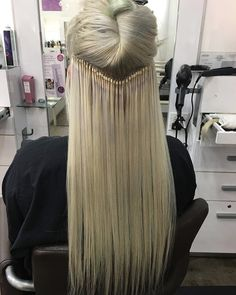 Hair Extensions , Why Should You Micro Bead Hair Extensions, Hair Extensions Tutorial, Types Of Hair Extensions, Hair Extensions For Short Hair, Mermaid Hair Extensions, Tape In Extensions, Luxy Hair, Messy Hair Look, Professional Hair Extensions