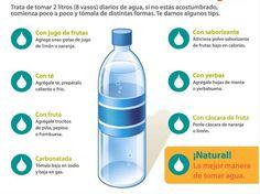 Conoce la importancia de tomar agua http://www.comunidadorganica.com/