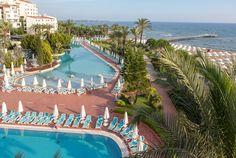 SENTIDO Perissia in Side (Turkey) https://www.sentidohotels.com/hotel-search/sentido-perissia/