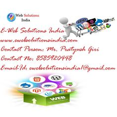 E-Web Soutions India a (website designing company) specializes in premium quality web designing for the web design industry.