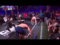 CrossFit Open 14.4 Josh Bridges vs Scott Panchik