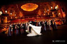 theatre wedding - Google Search