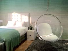 Contemporary Interior Design - Johannesburg Interior Designers - Nowadays Interiors - Wood - Blue - Tranquil Contemporary Interior Design, Decoration, Hanging Chair, Eagle, Designers, Interiors, Wood, House, Furniture