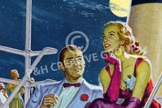 Vintage Retro Travel Poster http://www.realretrosource.com