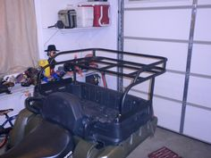 """Exceptional """"hunting atv"""" info is readily available on our web pages. Read more and you wont be sorry you did. Quad Trailer, Quad Bike, Atv Quad, Atv Accessories, Four Wheelers, Small Cars, Cool Toys, How To Memorize Things, Hunting"""