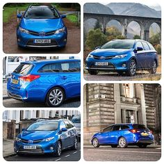 The British Built Toyota Auris Hybrid Touring Sports Review #carreviews #roadtests #newcars #drive #toyota