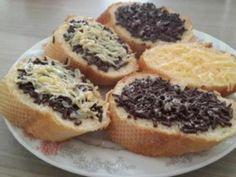 Resep Roti Panggang Keju Cokelat nan Lezat