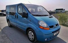 renault trafic Van, Vehicles, Rolling Stock, Vans, Vehicle