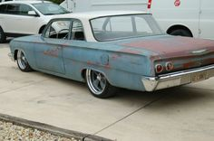 Chevrolet Biscayne...project car