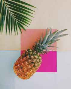 Creative Tropical, Burn, Palmbreezy, Nnpi, and Colada image ideas & inspiration on Designspiration Photomontage, Cocktail Fruit, Pineapple Images, Pineapple Art, Kawaii, Tropical Vibes, Still Life Photography, Photography Ideas, Pina Colada