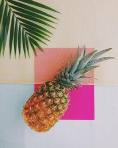 art direction ananas.