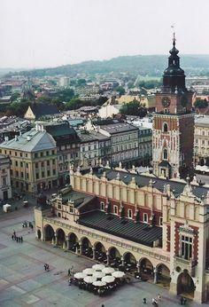 Main Square, Kraków, Poland