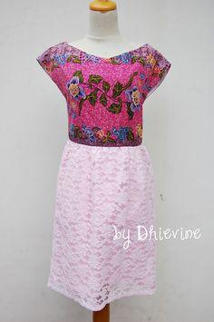 batik dress   Perwitosari Dress   DhieVine   Redefine You
