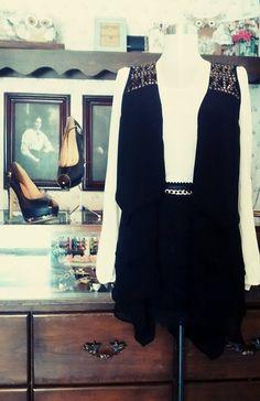 Black, Dresses, Fashion, Seasons, Vestidos, Moda, Black People, Fashion Styles, Dress